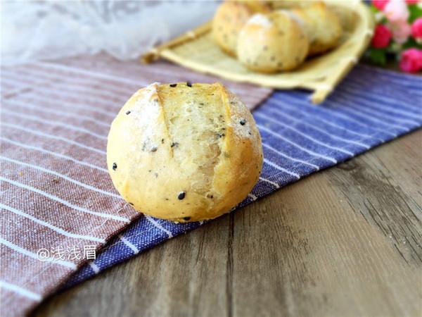 低脂面包球的做法