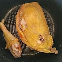 电饭锅版~盐焗鸡的做法图解4