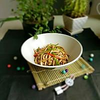 家常小菜~蚝油杏鲍菇的做法图解8