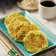 《早餐的新滋味——燕麦片早餐饼》