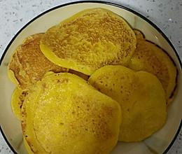 玉米面大饼子的做法