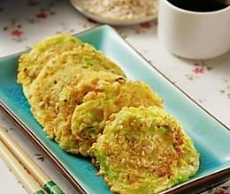 《早餐的新滋味——燕麦片早餐饼》的做法