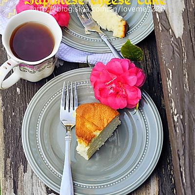 棉花糖般轻柔的美味值得收藏--日式棉花芝士蛋糕