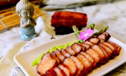 国宝五花肉版-腐乳蜜汁叉烧的做法