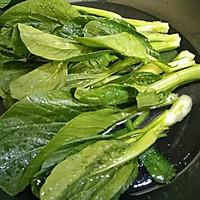 #秋天怎么吃#白灼菜心的做法图解4