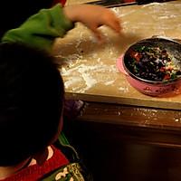 五财饺子的做法图解13