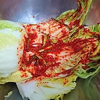 韩国泡菜的秘密【自制辣白菜】正宗发酵蜜桃爱营养师私厨的做法图解50