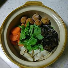 素什锦砂锅