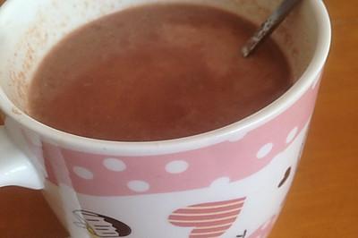 热可可 热巧克力
