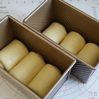 波兰种淡奶油吐司的做法图解8