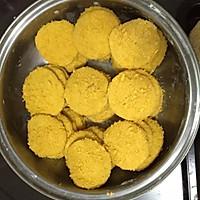 南瓜饼与地瓜饼的做法图解4