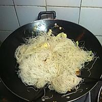 客家炒米粉的做法图解5