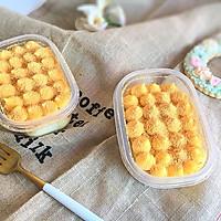 肉松奶酪蛋糕盒子#柏翠辅食节—烘焙零食#
