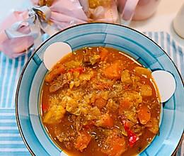 #豆果10周年生日快乐#罗宋汤的做法