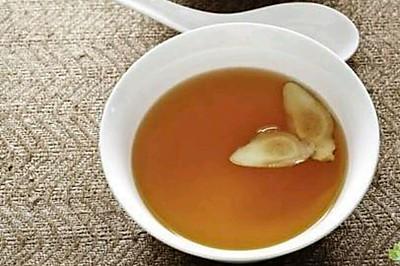 """三分钟的红糖姜茶""""痛经感冒小秘方"""""""