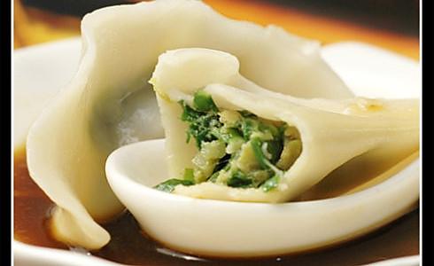 猪肉韭菜饺子的做法