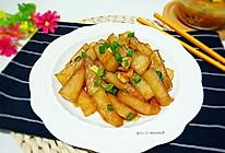 【蚝油炒冬瓜条】#我要上首页清爽家常菜#的做法
