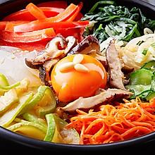 【石锅拌饭】这样做正宗的石锅拌饭,料多味浓!