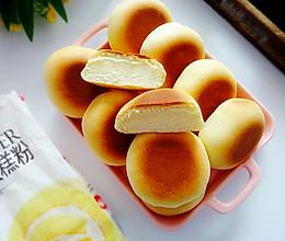 #爱好组-低筋# 无水鸡蛋蛋糕烤饼的做法