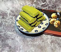 #精品菜谱挑战赛#抹茶费南雪的做法