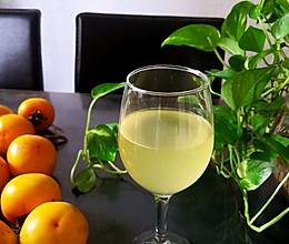 柿子酒的做法