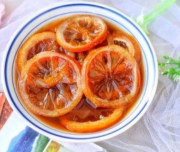 #憋在家里吃什么#止咳化痰柠檬膏的做法