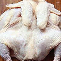 脆皮鸡│多汁嫩滑的做法图解1