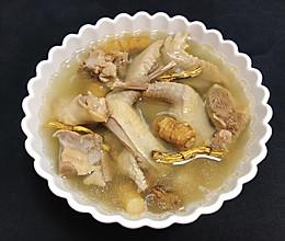 老鸽汤的做法