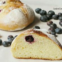 免揉蓝莓面包