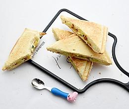 土豆泥三明治的做法