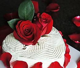 为爱而生 玫瑰蛋糕的做法
