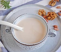 比牛奶好喝❗️比豆浆营养❗️核桃花生露的做法