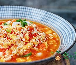 宝宝辅食:番茄豆腐羹的做法