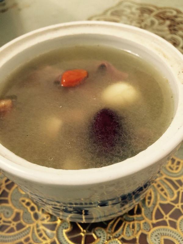 西洋参猪心汤