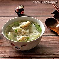 虾仁猪肉香菇 三鲜小馄饨的做法图解21