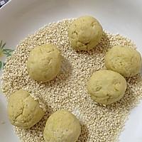 麻香红薯糯米饼的做法图解6