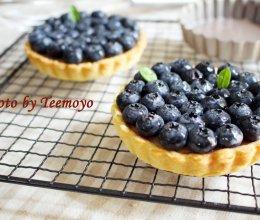 欧美风甜品——蓝莓乳酪挞#长帝烘焙节华南赛区#的做法