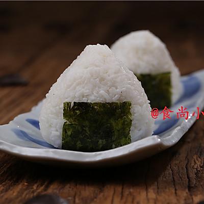 金枪鱼芝士饭团
