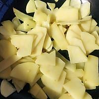 土豆片的做法图解5