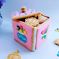 糖霜饼干盒子
