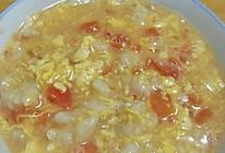 早餐要吃好 西红柿鸡蛋疙瘩汤 面疙瘩的做法
