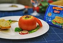 番茄牛肉盅的做法