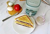 #全电厨王料理挑战赛热力开战!#3分钟快手健康早餐,不起早的做法