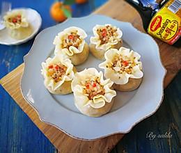 香菇烧卖#美食美刻,乐享美极#的做法