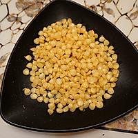 咸蛋黄炒玉米的做法图解3