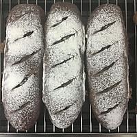麻薯可可软欧#德蒙柯TO-45K烤箱菜谱#的做法图解11