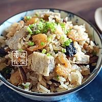 虾米香菇芋头饭
