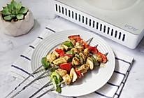 鸡肉时蔬烤串串#肉食者联盟#的做法