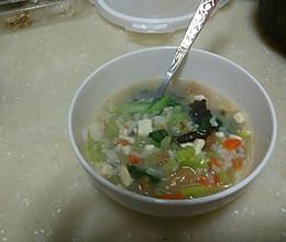 胃病 减肥(原创)养生粥的做法