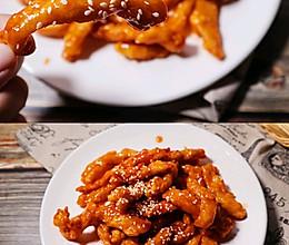 零基础简单改良版糖醋里脊㊙️(鸡肉)家常菜宴客菜孩子最爱的做法